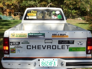 farm truck....82 chevy...only 32K miles on it